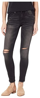 Blank NYC The Bond High-Rise Skinny in Superwoman (Superwoman) Women's Jeans