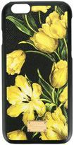 Dolce & Gabbana tulip print iPhone 6 case