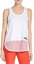 adidas by Stella McCartney Women's Essentials Mesh Tank