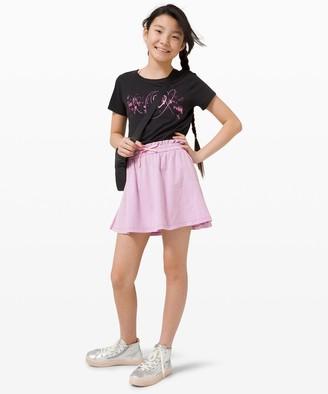 Lululemon Set To Play Skirt - Girls