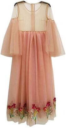 VIVETTA Pink Cotton Dress for Women