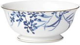 Kate Spade Birch Way Indigo Collection Serving Bowl