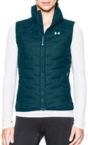 Under Armour Stand Collar Sleeveless Vest