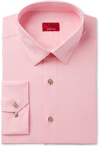 Alfani Men's Slim-Fit Stretch Pink Solid Dress Shirt, Only at Macy's