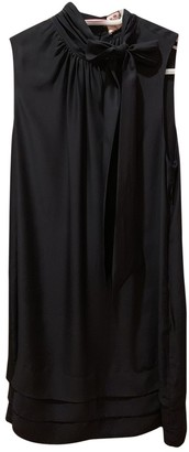 Juicy Couture Black Silk Dress for Women