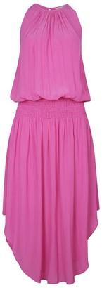 Ramy Brook Audrey Riviera Hot Pink Dress - S