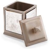 Kassatex Palazzo Cotton Jar - Antiqued Mirror