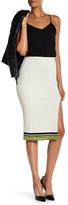Rag & Bone Sheridan Rib Knit Tube Skirt