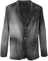 Avant Toi two button blazer - men - Cotton/Linen/Flax/Polyamide/Cashmere - L