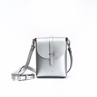 Hiva Atelier Astrum Leather Bag Silver