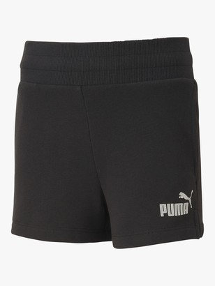 Puma Girls' Essential Sports Shorts