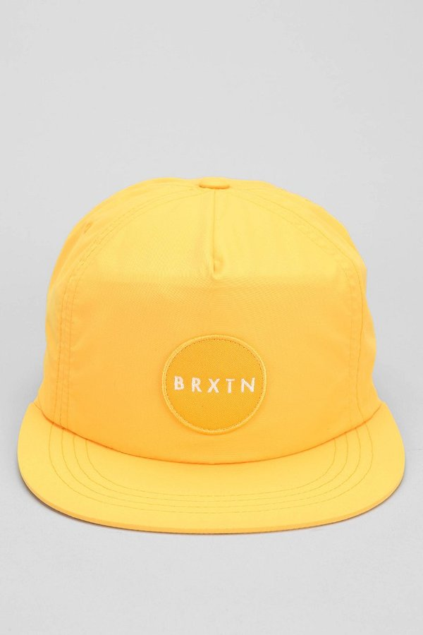 Brixton Meyer Zip-Back Hat