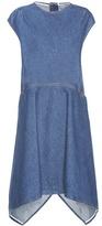 Balenciaga Denim Dress