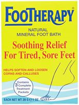 Queen Helene Footherapy Foot Bath