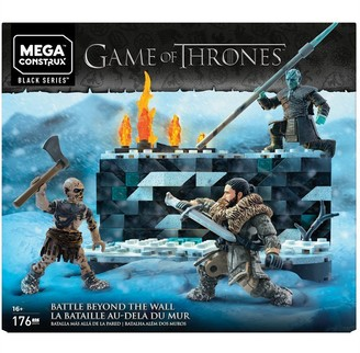 Mega Construx MCX Game of Thrones White Walker Battle