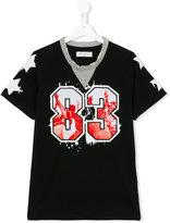 John Galliano 83 T-shirt - kids - Cotton - 14 yrs