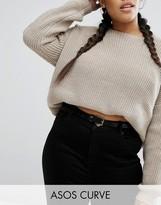 Asos Vintage Look Waist And Hip Belt