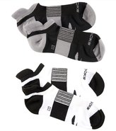 Brooks Ghost Midweight Running Socks 2 Pack 8162198