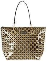 Harrods Geometric Tote Bag