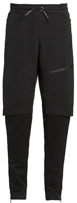 Givenchy Zipper Structured Joggers