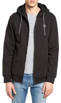 Volcom Men's Fleece Lined Zip Hoodie