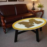 Michigan Wolverines Coffee Table