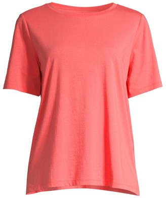 Eileen Fisher Crewneck Organic T-Shirt