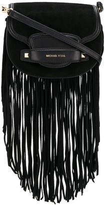 MICHAEL Michael Kors Cary small saddle bag