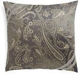 Etro London Paisley Jacquard Accent Pillow