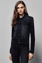 J Brand Harlow Jacket in Hectic