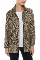 Elliott Lauren Animal Print Jacket