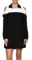 Do & Be Shirt Sweater Dress