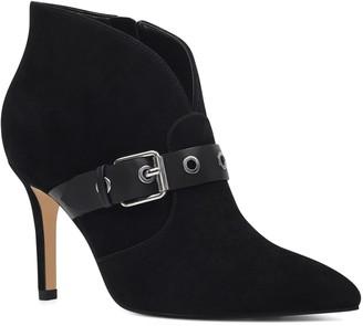 Nine West Jax Women's Leather Ankle Boots