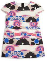 Milly Minis Toddler's & Little Girl's Modern Print Chloe Dress
