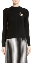 Marc Jacobs Women's Embellished Wool & Cashmere Sweater