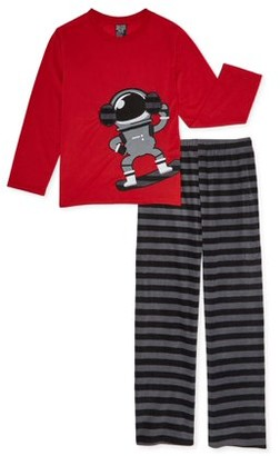 Quad Seven Pajamas, Sizes 8-18, 2-Piece Set