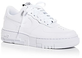 Nike Women's Air Force 1 Pixel Low Top Platform Sneakers