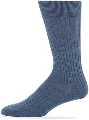 Marcoliani Milano Wool Dress Socks