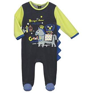 Camilla And Marc Baby Velour Pyjamas Show - Size 12 Months (80 cm)