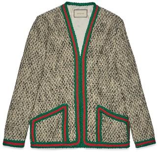 Gucci Tweed jacket