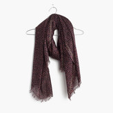 Madewell Bloom Dot Scarf