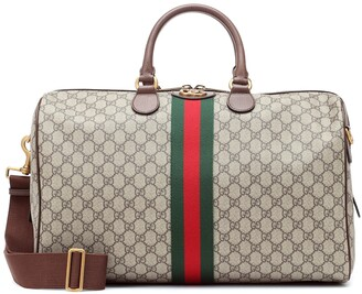 Gucci Ophidia GG travel bag