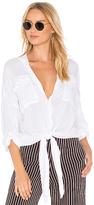 Faithfull The Brand Brigitte Knot Shirt