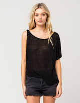 Free People Pluto Womens Tee