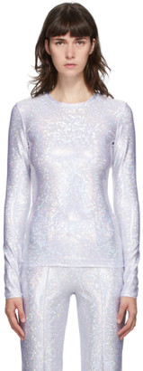 Saks Potts Silver Simmer Saya Long Sleeve T-Shirt