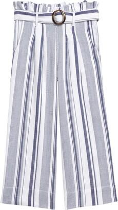 Habitual Jadyn Paper Bag Waist Pants