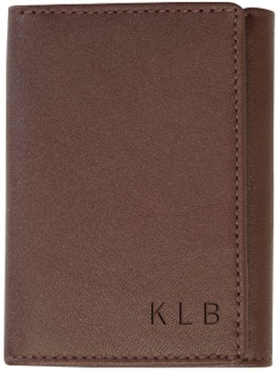 Royce Leather Royce New York Personalized Double ID Wallet