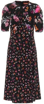 Altuzarra Kazumi floral silk midi dress