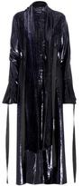 Ellery Posture Velvet Dress
