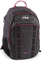 Fila Black & Fuchsia Katana Backpack